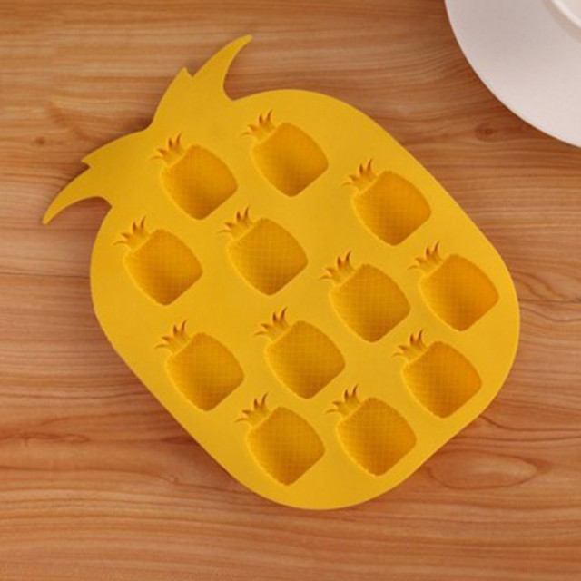 Ice Cubes Silicone Mold