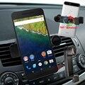 360 Градусов Вращения Упругой Автомобилей Air Vent Кронштейн Держатель для Google Pixel XL Nexus 6 P 5 4 для LG Nexus 5X Телефон Эстакады