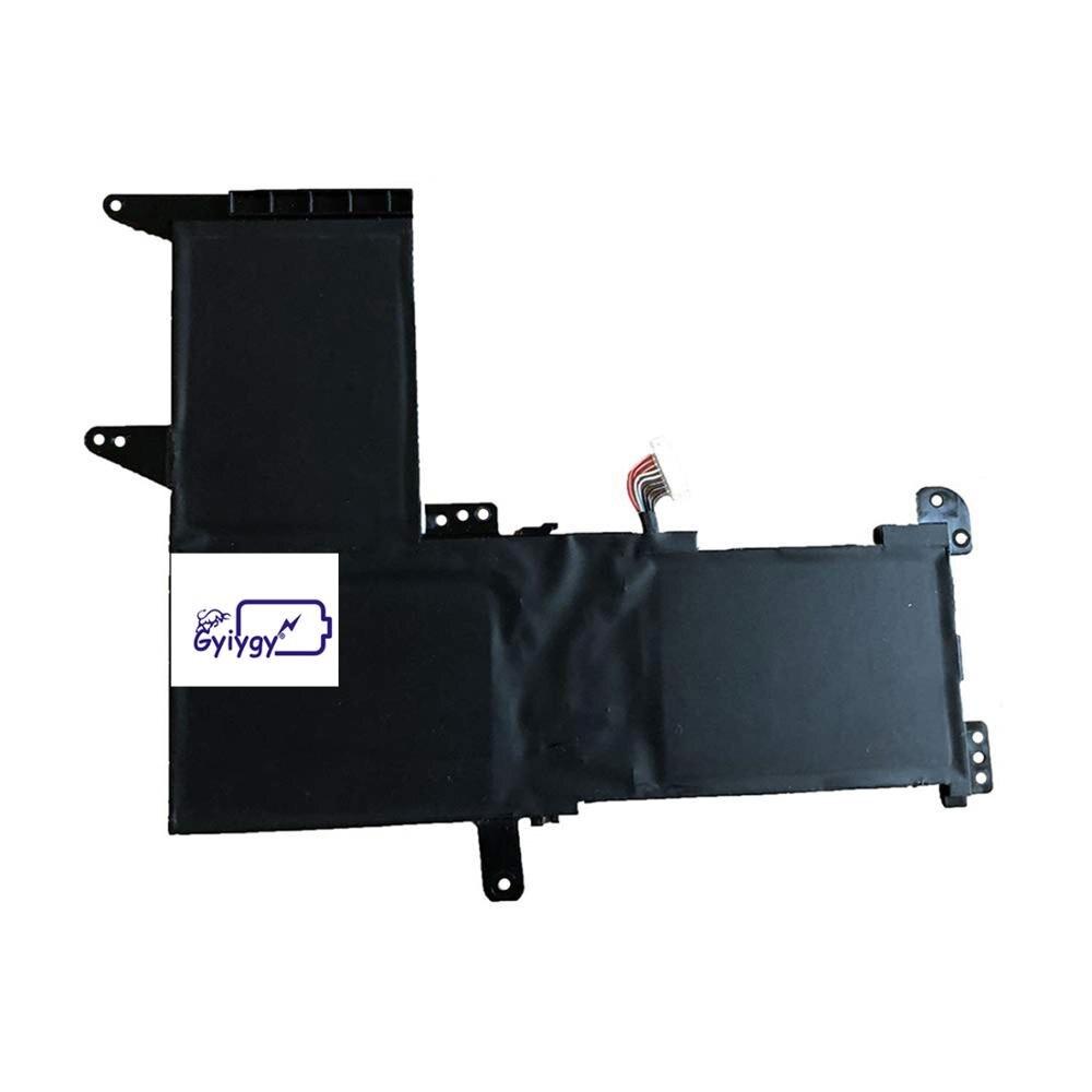 B31N1637 Laptop Batterie Ersatz für Asus VivoBook S5100U X510 X510UQ S510UQ Serie Notebook B31BI2H Schwarz 11,55 V 42Wh 3727m