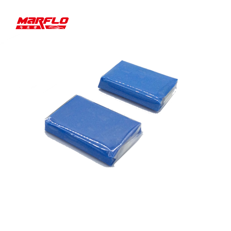 Marflo Magic Clay Bar For Car Wash 2pcs Fine Medium Heavy Grade Clay Bar  For Car Washing