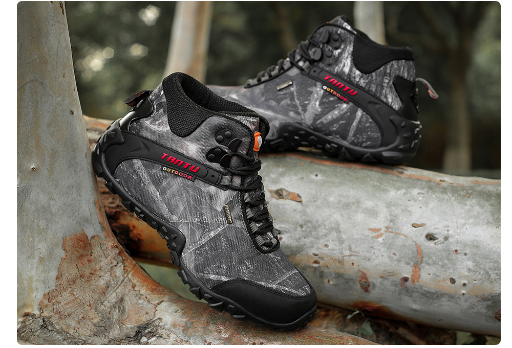 Outdoor Camouflage Tactical Sport Men\`s Shoes (15)