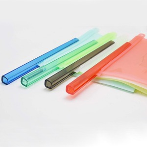 Image 4 - 4 unid/set bolsa de sellado al vacío reutilizable de silicona para alimentos, bolsa de cocina para fruta, almacenamiento fresco, bolsa para envolver el frigorífico, contenedor de almacenamiento de alimentos