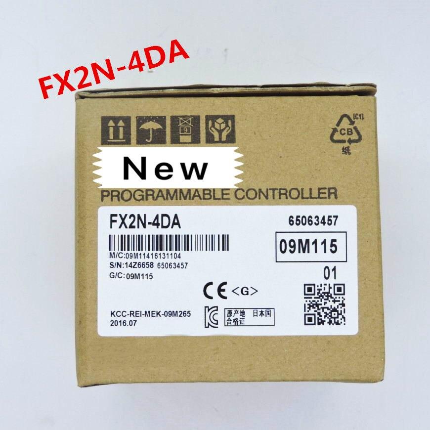 1 jaar garantie Nieuwe originele FX2N 2AD FX2D 2DA FX2D 4AD FX2N 4DA FX2N 4AD TC-in Kabelhaspel van Consumentenelektronica op  Groep 2