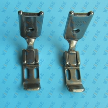 PRESSER FOOT 1/4″ (6MM) 2 NEEDLE ZIPPER FOOT SINGER 112, 212 #259635-1/4  (2 PCS)