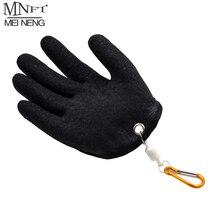 MNFT, 1 шт. рыболовные перчатки для ловли рыбы, защищают руку от проколов и царапин, профессиональные рыболовные перчатки для ловли рыбы с магнитом