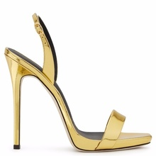 2019 summer womens sandals fashion design hot selling stiletto high heel open toe shoes women