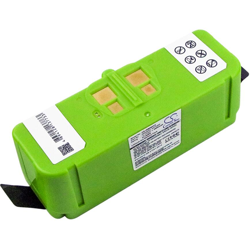 Cameron Sino 4000mah battery for IROBOT Roomba 614 640 652 665 680 695 877 890 896 960 965 985 4374392 2130LI Cameron Sino 4000mah battery for IROBOT Roomba 614 640 652 665 680 695 877 890 896 960 965 985 4374392 2130LI