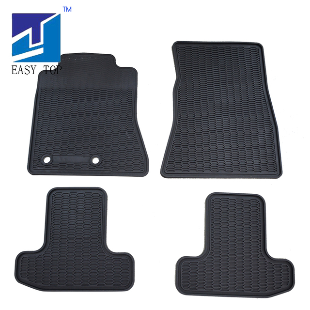 Car Factory Direct >> Car Factory Direct Sale Tpe Boot Floor Mat Full Set For 2015 2017