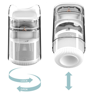Image 4 - Youpin Sanlife repelente de mosquitos con USB, repelente de mosquitos inteligente para el hogar, para interiores, silencioso, sin radiación, repelente para mosquitos fotocatalizador