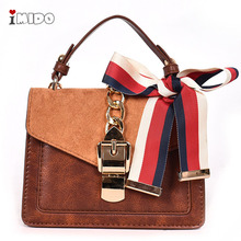 Women Mini Panelled Flap Bag Vintage Leather Brown Red Crossbody Handbag Ladies Retro Chain Buckle Tote Fashion Messenger Purse