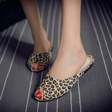 2016 summer fish mouth flat women shoes comfortable leisure sandals slippers mujeres zapatos