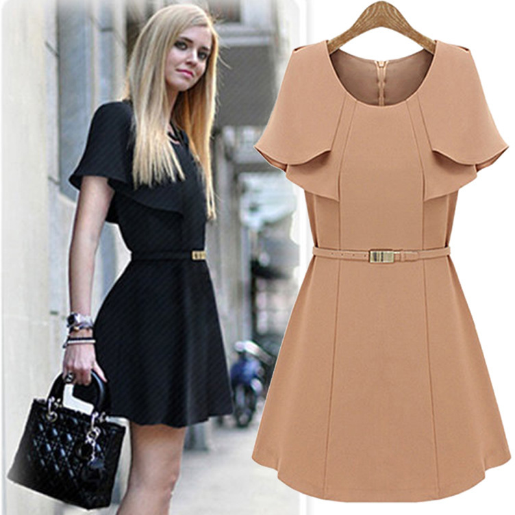 new fashion sexy women's formal dresselegant all match