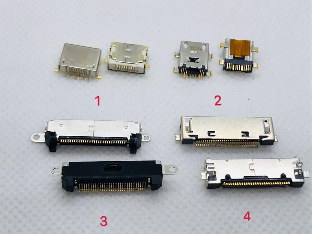 10/12/30PIN PC Computer Laptop Panel Tablet Alte Maschine Flip Bar Slider Micro USB Lade <font><b>Dock</b></font> Buchse stecker Motherboard FPC image