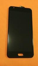 "Pantalla táctil Original usada + pantalla LCD + marco para Ulefone Power 2 MTK6750T Octa Core 5,5 ""FHD envío gratis"