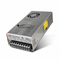 100 240Vac to 36VDC ,350W ,36V9.7A UL Listed power supply ,Led light,led signboard driver ,NES 350 36