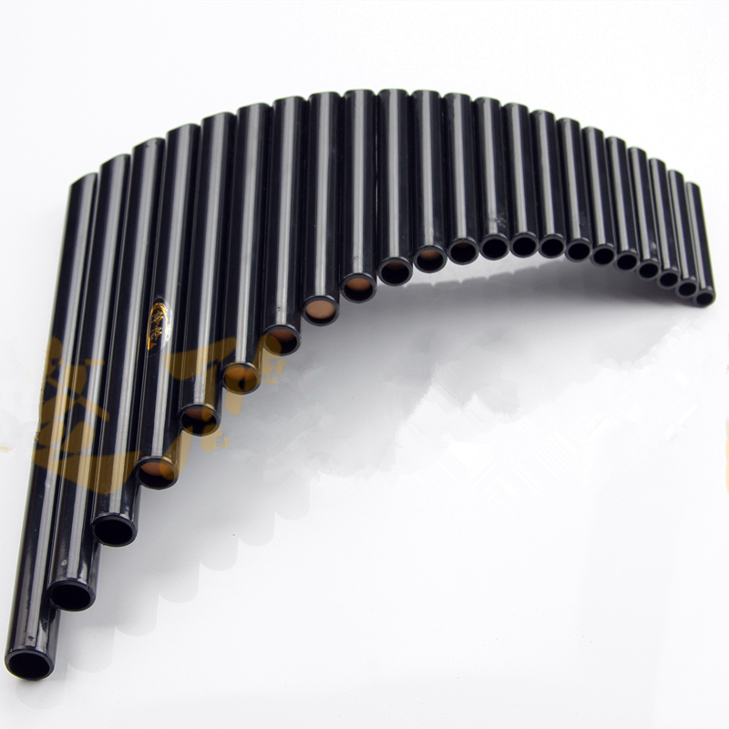 UU 22 PipesPanflute ABS Wind Instrument Panpipe G Key Flauta Handmade Panflute Flauta Folk Musical Instruments