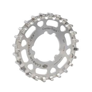 Image 5 - Gates Bicycle Sprockets Carbon Fiber Belts CDX Bike Drive Belt Cog Center Track Rear Sprocket For SHIMANO ENVIOLO STURMEY ARCHER