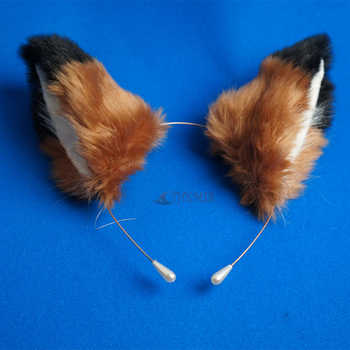 Athemis Zootopia Zootropolis Judy Hopps cosplay Handmade accessories headwear headband ears Hairpin tail - DISCOUNT ITEM  5% OFF All Category