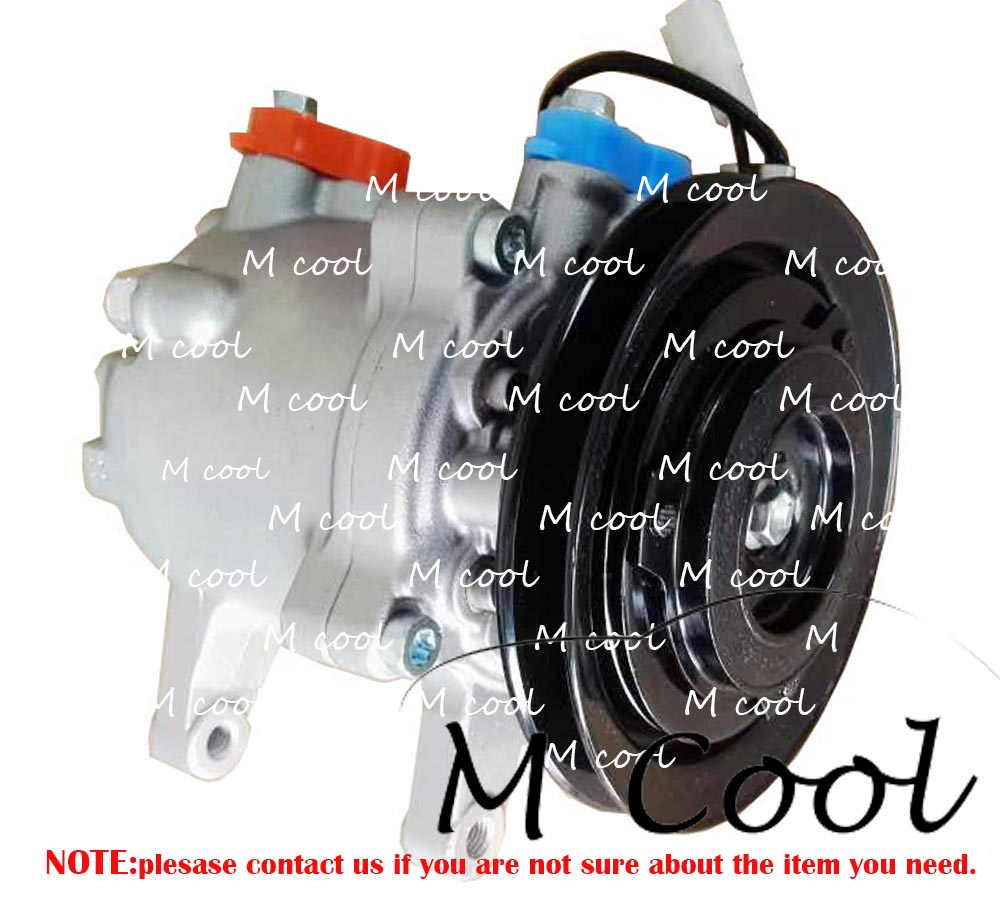 US $88 2 10% OFF|High Quality AC Compressor For Kubota M108S M5040 M7040  M8540 Tractor 3C58150060 3C58197590 447220 6771 447220 6750 447260 5780-in