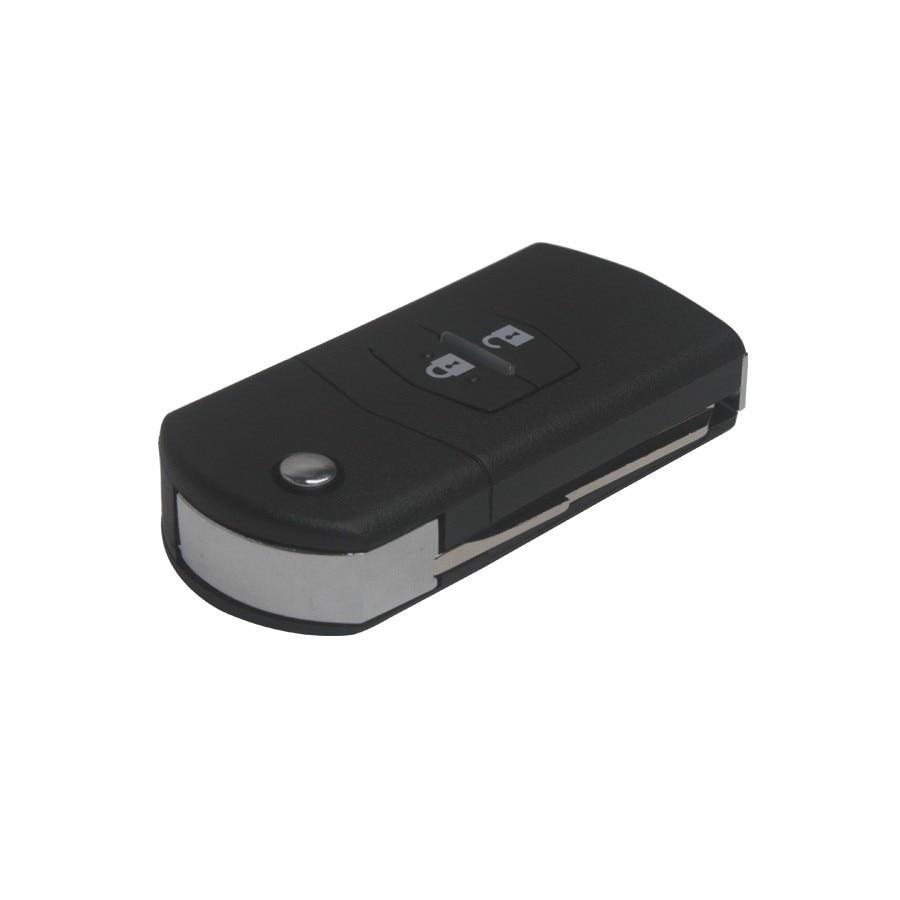 Для Mazda M6 M3 Флип дистанционный ключ 2 кнопки 315 МГц(с 4D63