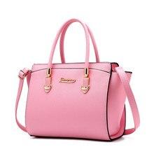 Le nouveau sac de batte simple Coréenne mode casual sacs à main sauvage stéréotypes femmes sac main sac à main de haute qualité pas cher Messenger Sac