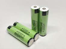 Wholesale 100pcs/lot New Protected Original Panasonic NCR18650PF 18650 3.7V 2900mAh Rechargeable Lithium Battery 10A Discharge