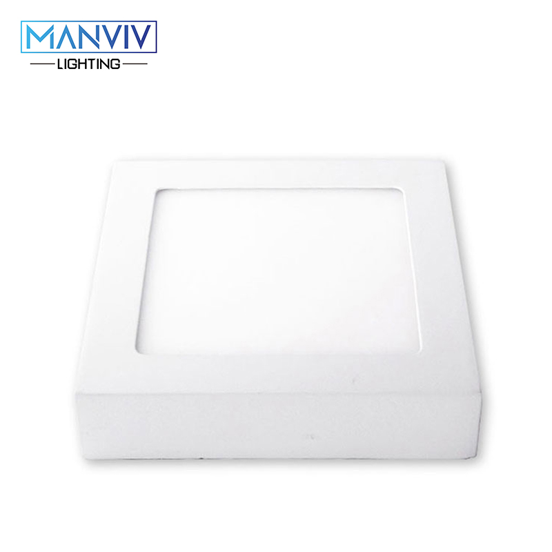 Led Down Light 6W 12W 18W AC85-265V LED Square Panel Light Surface - Pencahayaan LED