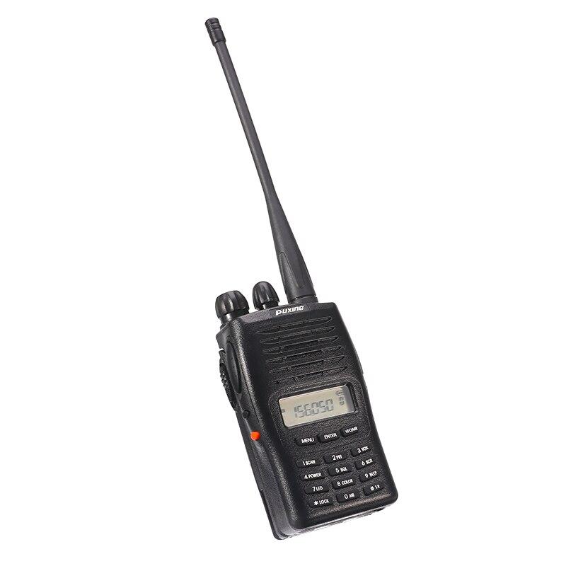 Audio Intercom Talkie Px-777 Verkaufsrabatt 50-70% Türsprechstelle 1 Pc Tragbare Walkie Talkie Retevis Px-777 Vhf Transceiver Two Way Radio Station Communicator Zwei-weg Radio Walkie