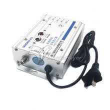 Seebest 8830H4 CATV 1 En 4 Hacia Fuera CATV Amplificador 30db Ajustable TV Por Cable Amplificador de la Señal 45-860 MHz 2 W