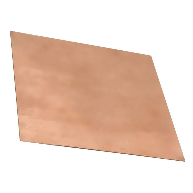 1 шт. 1 мм x 100 мм x 100 мм 99.9% Медь КР металла Простыни пластины хороший механические свойства и термальность стабильность