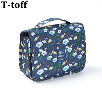 Travel Set High Quality Hanger Toiletry Bag Large Capacity Women Cosmetic Organizer Pouch Waterproof Portable Hanging