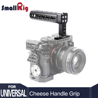 SmallRig Aluminum Top Handle Cheese Handle Grip with Cold Shoe Base for Digital Dslr Camera 1638