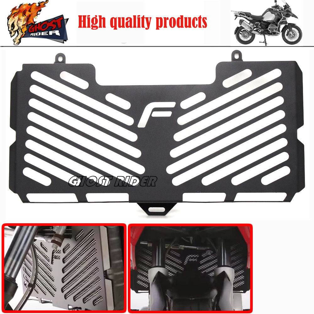 ФОТО 2016 New Arrival Stainless Steel Motorcycle Radiator Guard For BMW F650GS F700GS Free shipping