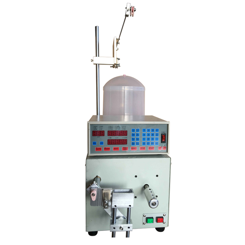 LY 860 self bonding cnc automatic wire paper tube voice coil winder winding machine 220v 110v update from manual winding machine