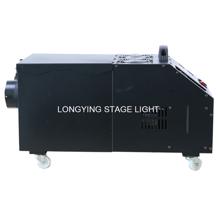 Image 5 - Free Shipping New Design Double Hose Outlet Water Smoke Machine DMX Remote Control Stage Effect 2000W Water Low Fog Machine-in Stage Lighting Effect from Lights & Lighting