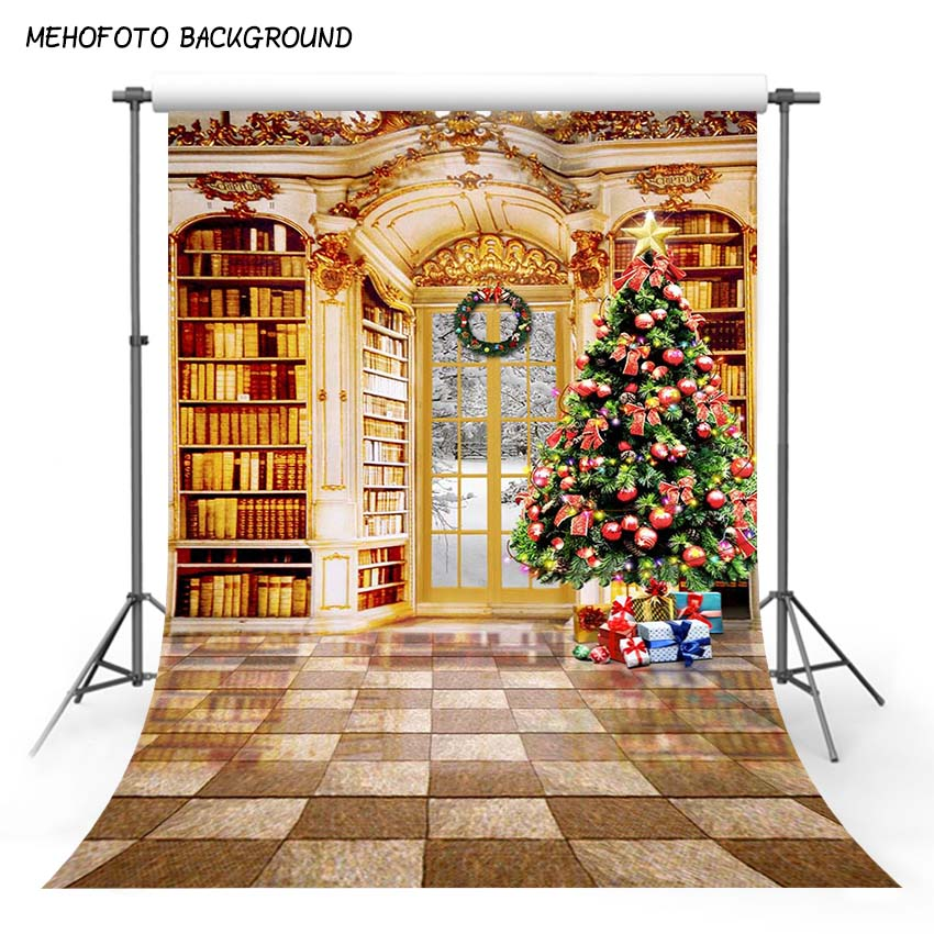 5x7ft New Christmas Theme Photography Backdrops Computer Printed Children Photo Background for Photo studio Vinyl ST-137 shanny vinyl custom photography backdrops props mickey mouse theme digital photo studio background nhshd 10121