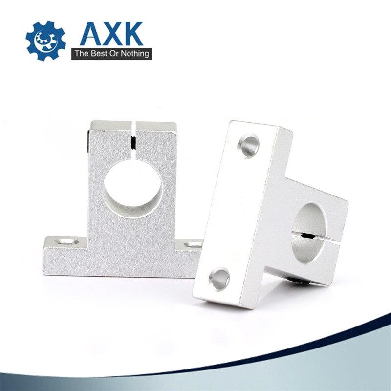 12mm Linear Rail Shaft Rod Optical Axis /& SK12 Support SC12UU Rail Block Kit CNC
