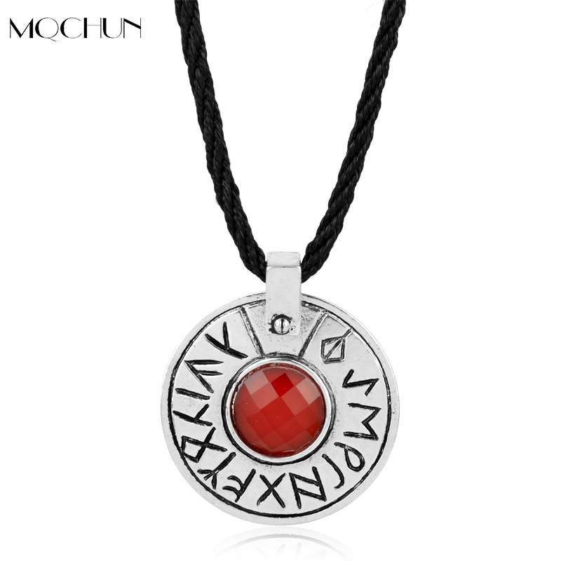 2018 Hot Movie The Seventh Son Magic Necklace Fashion Pendant Necklace For Women&Men Fashion Jewelry