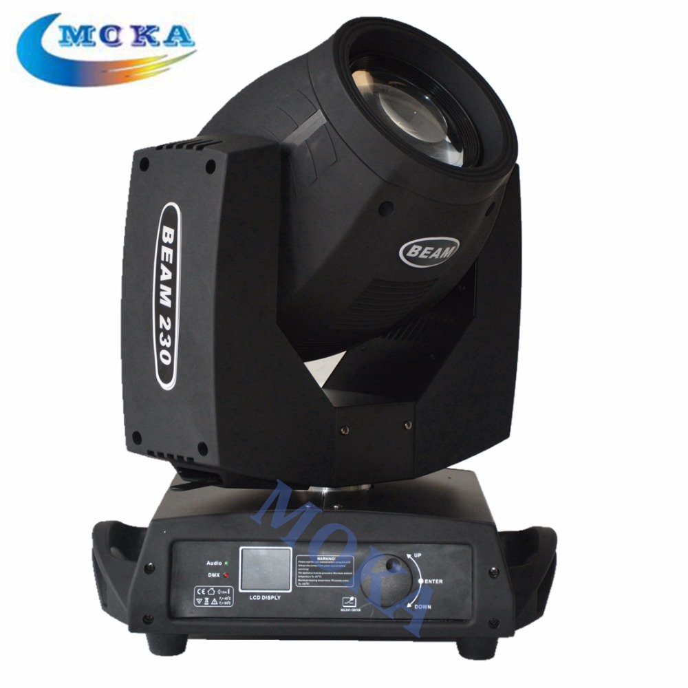 8pcs/LOT stage light Sharpy Beam 7r 230w moving head dj light 7r moving head beam light dj effect lighting 7r beam sharpy moving head light 230w white housing moving head beam stage light beam 230 dmx dj disco club lighting