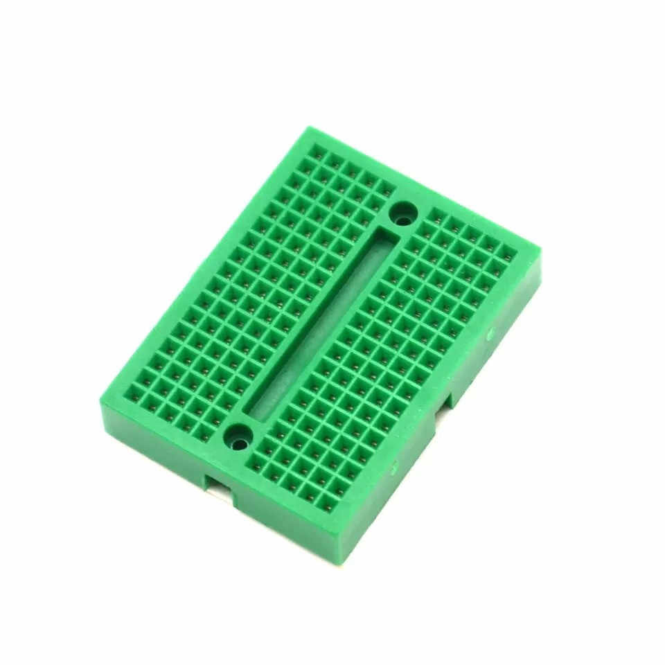 Aokin SYB-170 Mini Solderless del Prototipo Esperimento di Prova del Tagliere 170 Tie-punti Bordo di Pane 35*47*8.5 millimetri per arduino kit fai da te