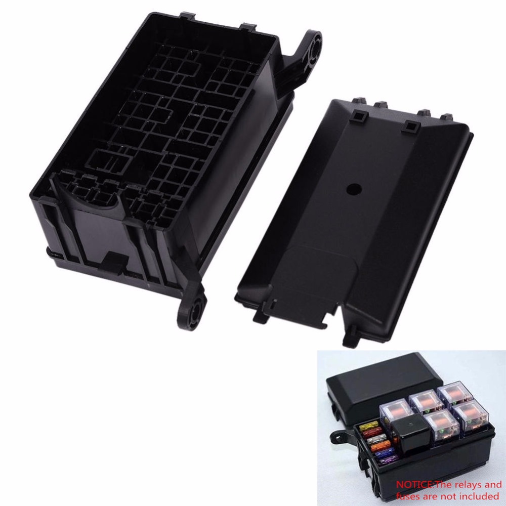 Triclicks new auto car insurance fuse box relay holder