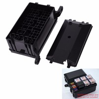 Triclicks New Auto Car Insurance Fuse Box 6 Relay Holder 5 Road Nacelle Insurance Fuse Holder