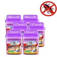 Powerful Anti Cockroach Control solid fragrance Bait Drug No Poison Nest Environmental Friendly Odor Insect Repellent