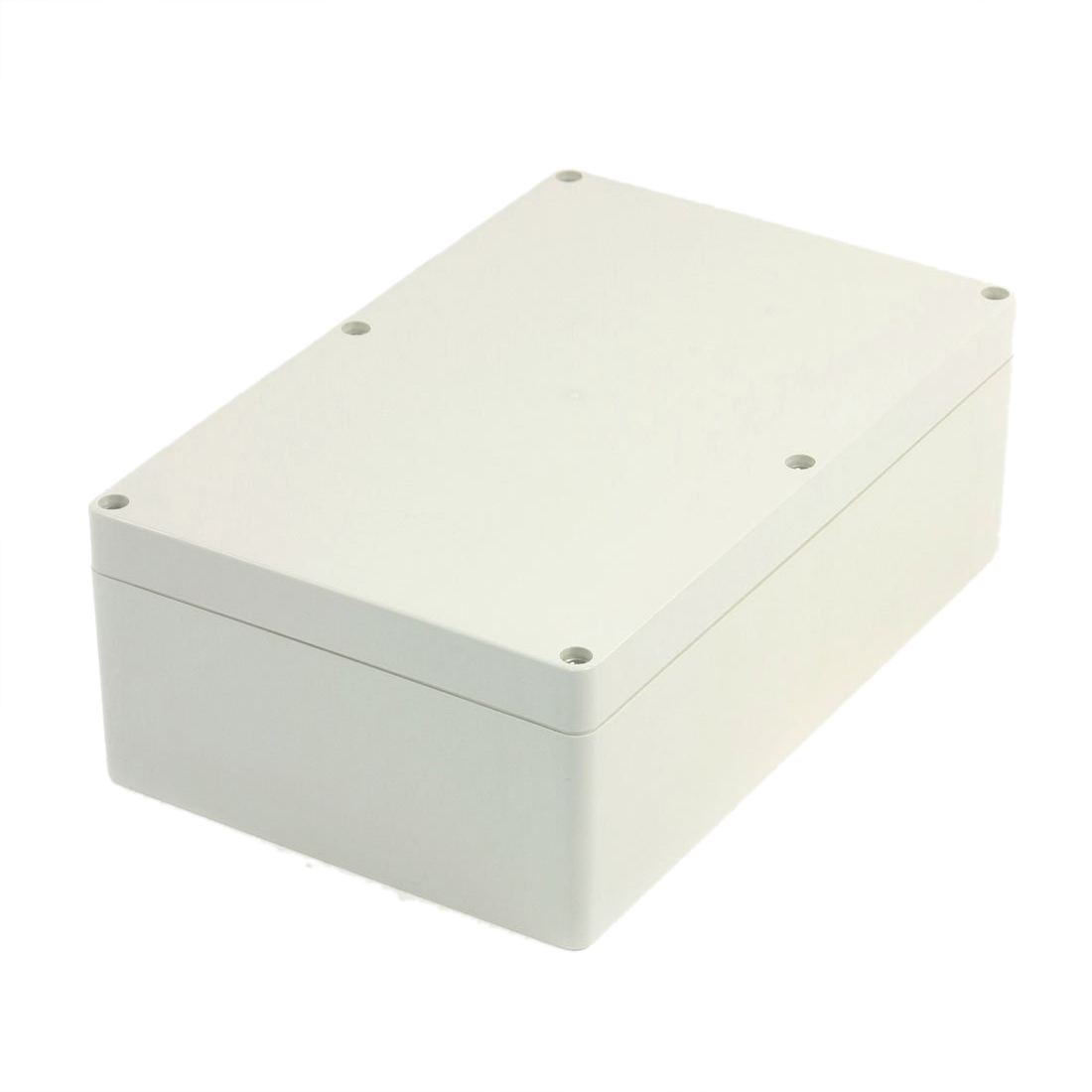 Wholesale Junction Box 230mmx150mmx85mm Waterproof Plastic Enclosure Case DIY Outdoor Electrical Connection box Cable Branch box ip65 300x270x112mm waterproof junction box plastic project box electrical connector terminal outdoor enclosure box wall mounting