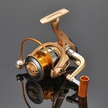 Lizard Fishing 10KG Max Drag Freshwater Fishing Reel 11BBs Water Resistant Design Spinning Reel for Carp Fishing