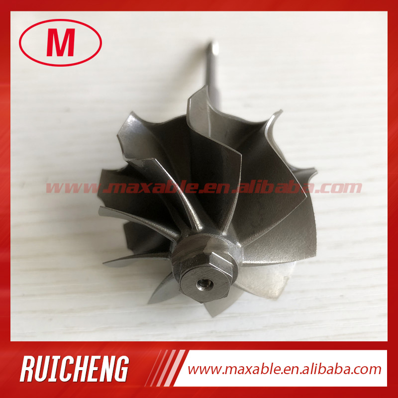 K04 44 5 50mm 9blades 53049880064 53049700064 06F145702C 06F145702CX turbo turbine shaft wheel turbo wheel for