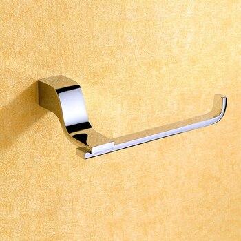 Küchenpapierhandtuchhalter | Wc Papier Halter Messing Wand Montiert Chrom Tissue Papier Handtuch Aufhänger WC Rolle Halter Bar Regal Für Küche Badezimmer Waschraum