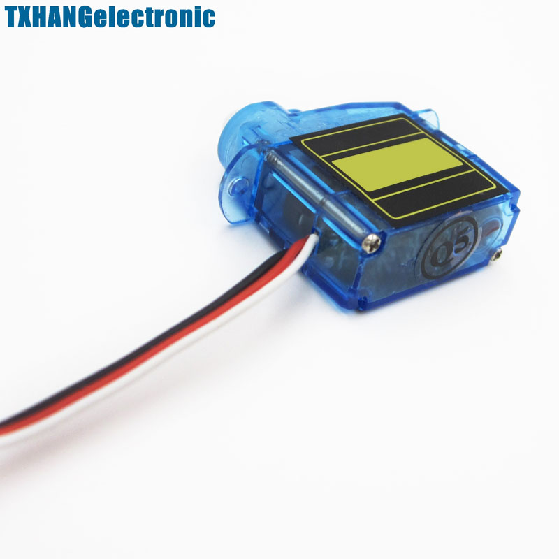Micro 4.3g Servo For Control Aeromodelling Aircraft Flight Direction For arduino