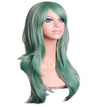 Long and Wavy Synthetic Hair Wig for Women