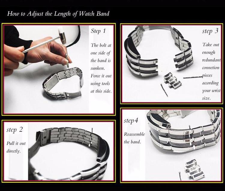 relogio masculino CURREN Luxury Brand Analog sports Wristwatch Display Date Men's Quartz Watch Business Watch Men Watch 8106 22